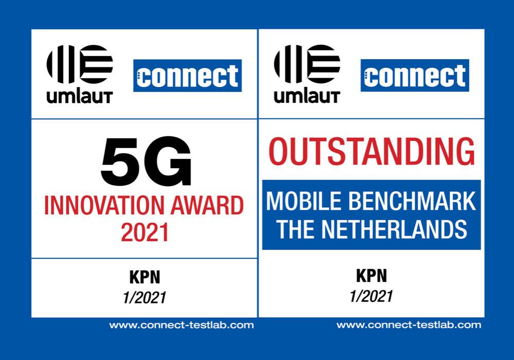 JO Netwerk en Infrastructuur KPN heeft beste Data en 5 G netwerk van Nederland